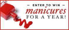 Win Manicures For A Year