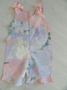 Taufbekleidung - Babylatzhose pastellfarben - ein Designerstück von kleinerSonnenstrahl bei DaWanda