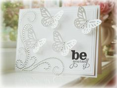 Be Yourself by AndreaEwen - Cards and Paper Crafts at Splitcoaststampers