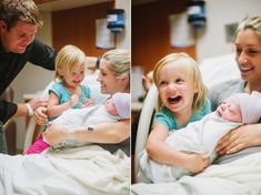 20 emotional perfectly timed photographs of kids meeting their newborn siblings. Beautiful moments captured in pics of kids meeting siblings for first time Labor Photos, Sibling Photos, Birth Photos, Newborn Pictures, Baby Pictures, Delivery Pictures, Newborn Sibling, Hospital Pictures, Delivery Room