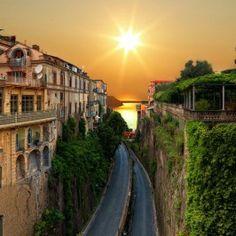 Sorrento ao Mar - Itália! Saiba tudo sobre essa linda cidade!