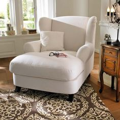 Best Big Comfy Chair Picture Collections 58 is part of Bedroom reading chair - Best Big Comfy Chair Picture Collections 58 Read Cool Chairs For Bedroom, Bedroom Reading Chair, Comfy Reading Chair, Big Comfy Chair, Cozy Chair, Chair And Ottoman, Living Room Chairs, Bedroom Decor, Reading Chairs