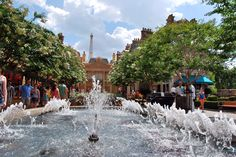 Walt Disney World - Epcot, Amusement Park at Orlando - PARKSCOUT