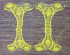 Fabulous Crochet a Little Black Crochet Dress Ideas. Georgeous Crochet a Little Black Crochet Dress Ideas. Crochet Bodycon Dresses, Black Crochet Dress, Love Crochet, Crochet Motif, Knit Crochet, Crochet Patterns, Easy Crochet Projects, Crochet Crafts, Crochet Lingerie