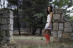 Isabel Photo shoot @ El Venero Cadalso de los Vidrios Madrid, España www.sunlightphotographymx.com Passion Photography