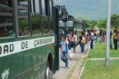Estudiantes de la Universidad de Carabobo respaldan candidatura de Lacava