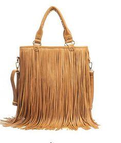 7f8216f33d Street Western Punk Tassel Fringe handbag Shoulder Casual Bag female girl   s lively women bag for party or appointment