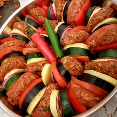 Turkse ovenschotel met gehakt en aubergine