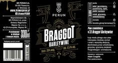Perun - Braggot http://www.beer-pedia.com/index.php/news/19-global/3920-perun-braggot #beerpedia #browarperun #barleywine #beerblog #beernews #newrelease #newlabel #craftbeer #μπύρα #beer #bier #biere #birra #cerveza #pivo #alus