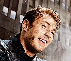 Ummm where can I get one of him? Super soldier serum should be sold in the local pharmacy... #justsayin