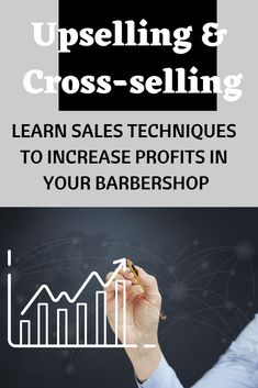 Service-based businesses like spas, salons and barbershops are often only focused on improving their profits by providing a great service. However, other opportunities to make a profit are often lost or overlooked. Upselling and cross-selling are sales techniques that every salon owner should use to increase their money making potential.