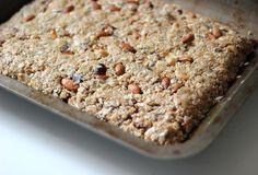 Coconut Almond Energy Bar Recipe | POPSUGAR Fitness