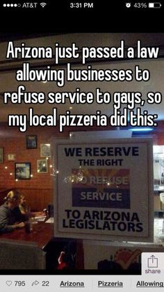 <3 Discriminate THIS Republican legislators!!