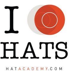 I need a hat closet!
