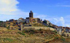 Cervera, la capital de la Segarra.