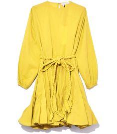 Shop for Ella Dress from top fashion designer Rhode Resort featured in ShopBAZAAR.