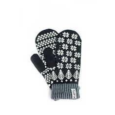 The Kavu Trudy Gloves are timeless. These mittens are sporty yet sophisticated with their Nordic-Americana style. These retro style mittens are perfect when paired with Kavu\'s Hazel Beanie as well. Mitten Gloves, Mittens, Black Gloves, Black Smoke, I Fall, Retro Fashion, Snowflakes, Shoe Bag, Polyvore