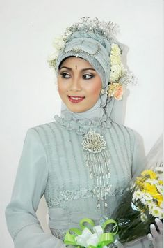 Image detail for -Pretty Modern Traditional Islamic Wedding Dress Style