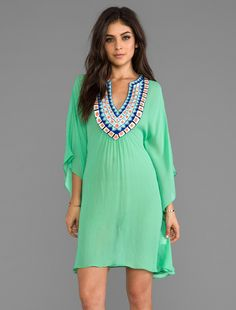 I'd pair this with some leggings and boots
