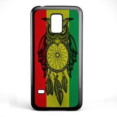 Owl Jamaican Flag Samsung Phonecase For Samsung Galaxy S3 Mini Samsung Galaxy S4 Mini Samsung Galaxy S5 Mini