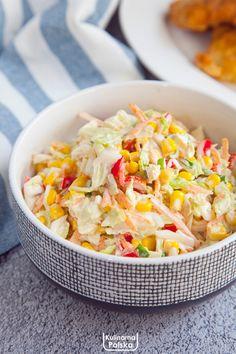 Calzone, Salads, Food Porn, Food And Drink, Tasty, Ethnic Recipes, Impreza, Kitchens, Salad