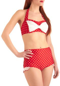 Bow Tide Swimsuit Top