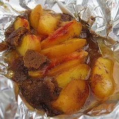 Foil-wrap Campfire Desserts