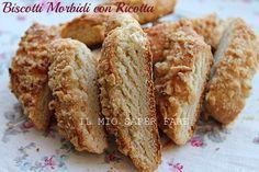Biscotti morbidi con ricotta ricetta semplice