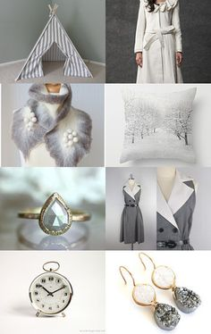 #treasury #treasuries #white and grey #winter #white and grey winter #etsy