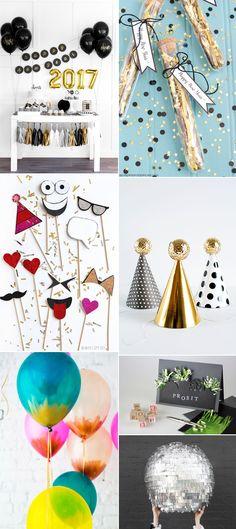 we love Inspiration: DIY-Ideen für die Silvesterparty
