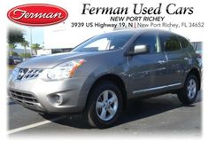 2012 Nissan Rogue, Used Vehicles, New Port Richey, Used Cars, 2nd Hand Cars