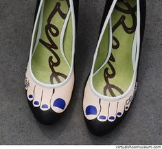 Weird shoes designs