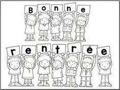 Bonne rentrée Bonne rentrée - Back To School First Day Of School Activities, Book Activities, School Life, School Fun, School Ideas, French Flashcards, Core French, Graduation Day, School Photography