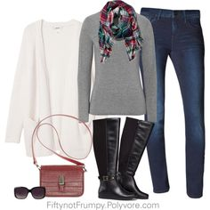 """""""Saturday Casual"""" by fiftynotfrumpy on Polyvore"""