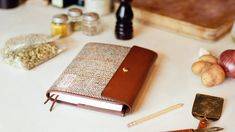 Anxiously waiting for the arrival of this! Harris Tweed Hamish - Planner Lineup - HOBONICHI TECHO 2015