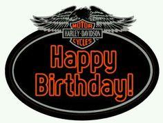 8508fad2cbed894ad47c6c198b544898 happy birthday pictures happy birthday cakes happy birthday! harley davidson harley davidson bikes & cool stuff
