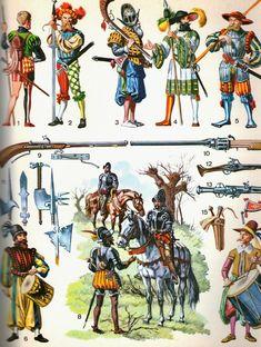 Medieval Armor, Medieval Fantasy, Dark Fantasy, Military Art, Military History, Renaissance Image, Thirty Years' War, Early Modern Period, Italian Army