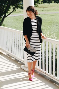 How to Dress Up Your Comfiest Dresses How to dress your most comfortable clothes Modest Outfits, Modest Dresses, Day Dresses, Cute Outfits, Modest Clothing, Cute Church Outfits, Women's Clothing, Womens Fashion Online, Latest Fashion For Women