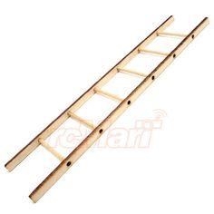 Gear Head RC 1:10 Scale 8 ft. Wood Ladder Kit EP Car Crawler Truck #GEA1276 #GearHeadRC