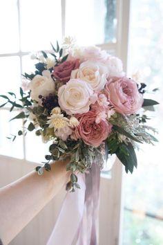 Heads/bunch) New Silk Simulation Artificial Flower Peony Flower Bouquet Large Fake Rose Floral Ho Hand Bouquet Wedding, Simple Wedding Bouquets, Wedding Flower Arrangements, Bride Bouquets, Rose Wedding, Floral Wedding, Blush Bouquet, Bridal Flowers, Pastel Flowers