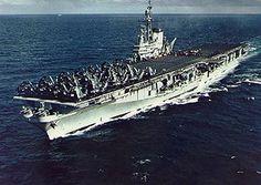USS Midway aircraft carrier.
