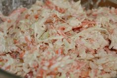 Coleslaw salat |