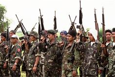 Hundreds of heavily armed terrorists have crossed from the Philippines and landed in the eastern Malaysian state of Sabah. Dozens are already dead, and the Malaysian military has brought in aircraft and armour to confront the audacious, bizarre invasion, scattering militants into the jungles ofRead more…