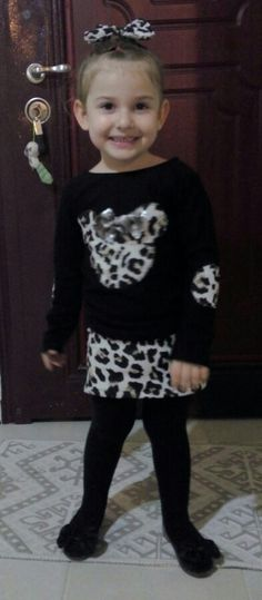 Little leopar