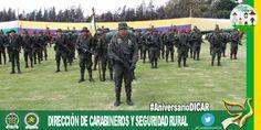 #SabíasQué la Especialidad de @CarabinerosCol es más antigua que la Policía Nacional. #AniversarioDICAR