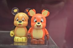 Fox and the Hound Vinylmations coming soon. So cute!