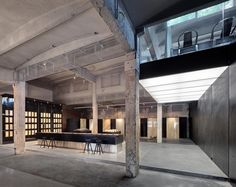 Galería de Arte de Piedra / O- Office Architects