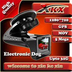 Just For Russian Language FullHD GPS Electronic Dog Car Recorder DVR Black Box Vidoe E-Dog 2.0Nich SH818 G-sensor Edog 140degree $119.99 - 150.44