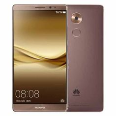 Huawei Mate 8 Kirin 950 Android 6.0 4GB Touch ID 64GB ROM 8.0MP 6 Inch Mobile Mocha Gold