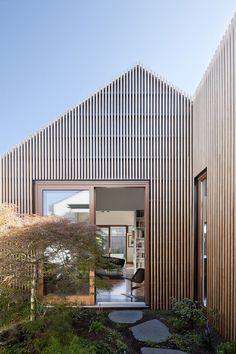 Casa na Casa / Steffen Welsch Architects